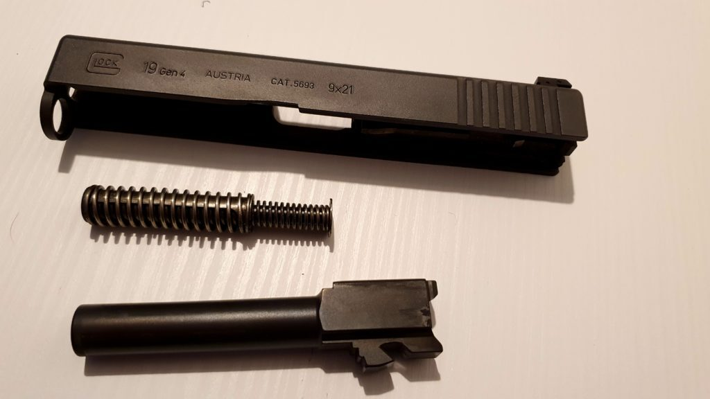 glock usata, armi usate