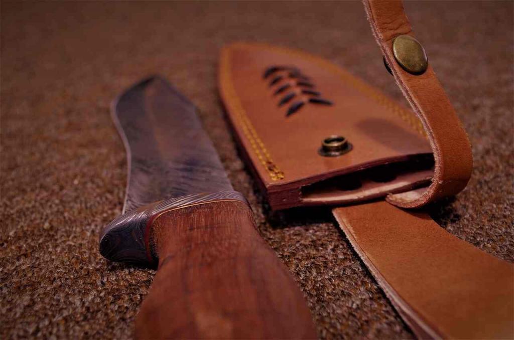 coltelli da caccia