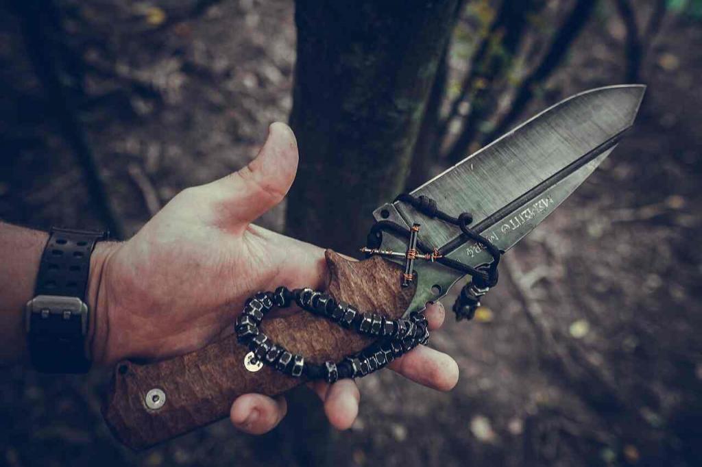 coltelli da caccia artigianali