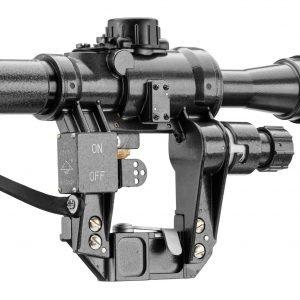 Ottiche Ottica NPZ 2,5×18 AK SAIGA