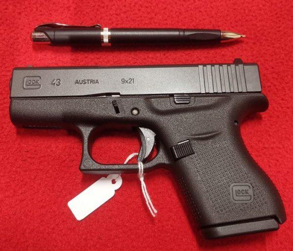 Armi da fuoco Pistola Glock 43