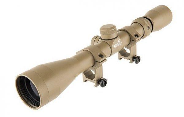 Ottiche Ottica 3-9×40 – Lancer Tactical