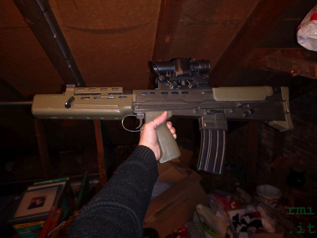 Softair fucile