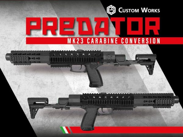 Softair Predator Carabine KIT for MK23