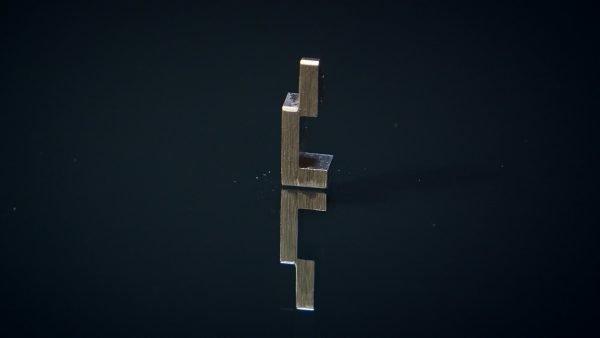 Accessori Dente di scatto Ares Striker AS02 in Acciaio ricavato dal pieno CNC
