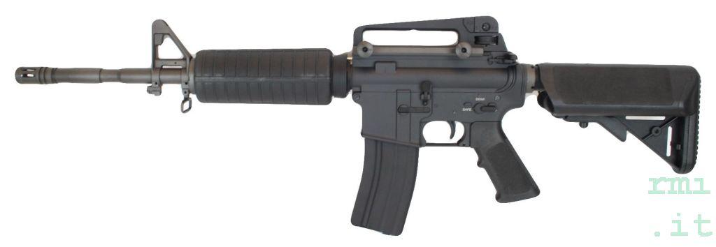 Softair AK M4