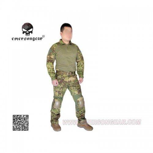 Abbigliamento Uniforme GreenZone Emerson