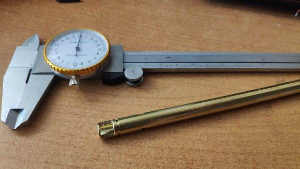 Accessori ESCW Inner Barrel 5.98mm 475mm SSG24
