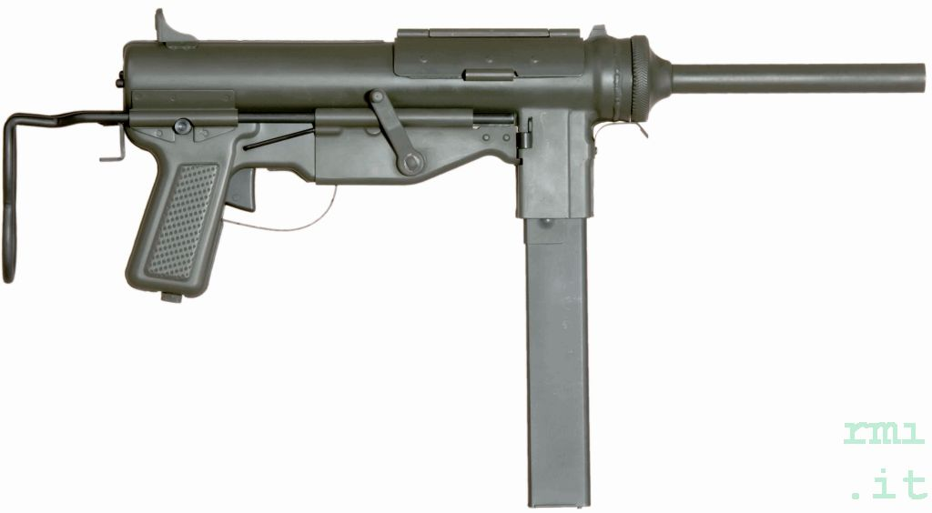 ARES GREASE GUN M3A1