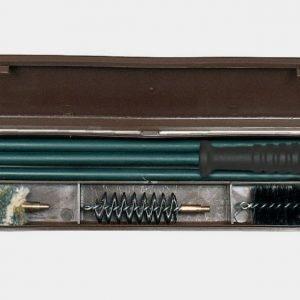 Accessori Kit pulizia armi – fucili scatola in plastica
