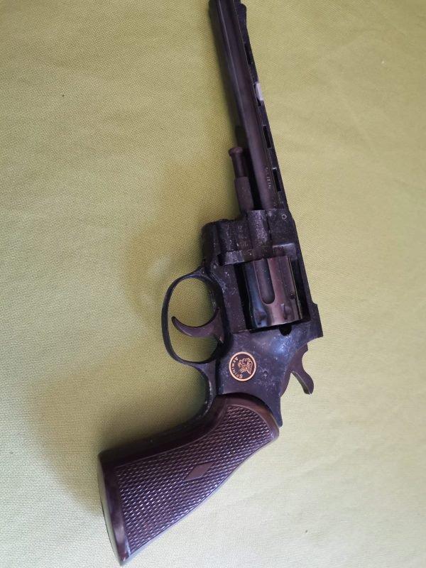 Armi usate Rivoltella Arminius calibro 22 LR